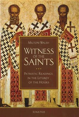 Witness of the Saints