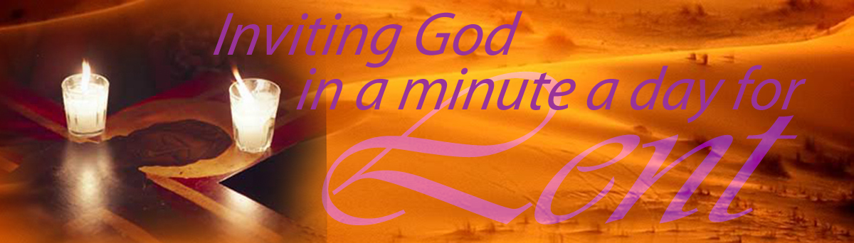 Lent Minute Day
